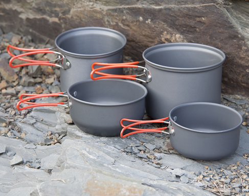 More Guns And Survival Gear Fire Maple Cookware 208